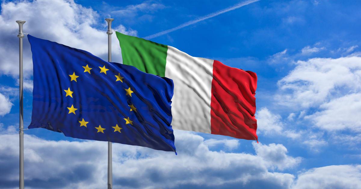 L'Europa unita è nata in Italia, non disperdiamo questa ricchezza. Appello ai candidati
