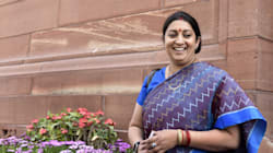 Four Students Held For Following Minister Smriti Irani's Car in Lutyen's