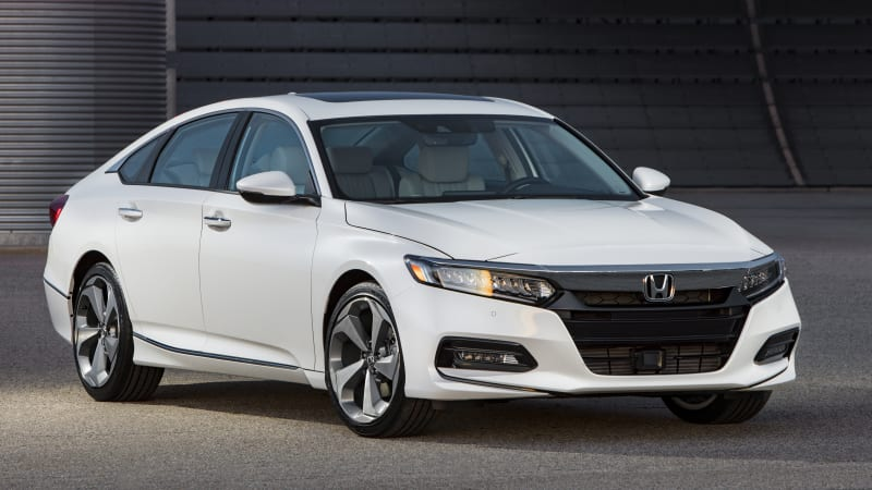 2018 Honda Accord revealed: More refined, more efficient, fewer cylinders - Autoblog
