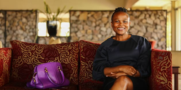 Public Protector Busisiwe Mkhwebane Releases Findings On Vrede Integrated Dairy Project