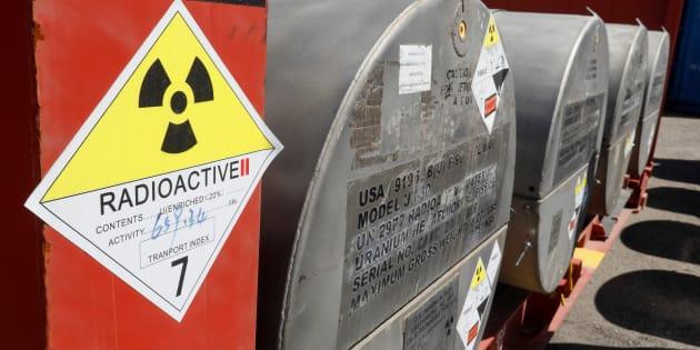 La Russie reconnaît être à l'origine d'une pollution radioactive en France