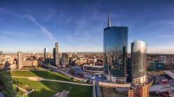 """Milano metropoli come """"hub della logistica"""" tra il cuore dell'Europa e il"""