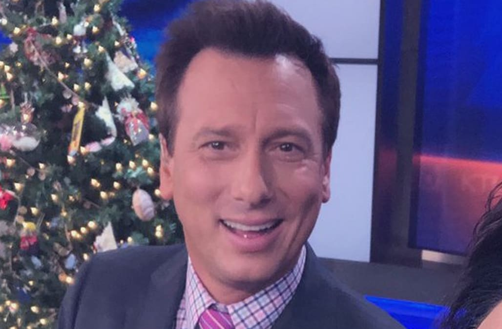 Chris Burrous, KTLA news anchor and reporter, found dead at