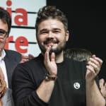 El duro 'recadito' de Rufián a Carmen Maura que es viral en 4 minutos tras su indignación con los