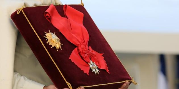 La promotion du 1er janvier de la Légion d'honneur récompense Véronique Colucci, Dominique Bussereau et Sylvie Pialat