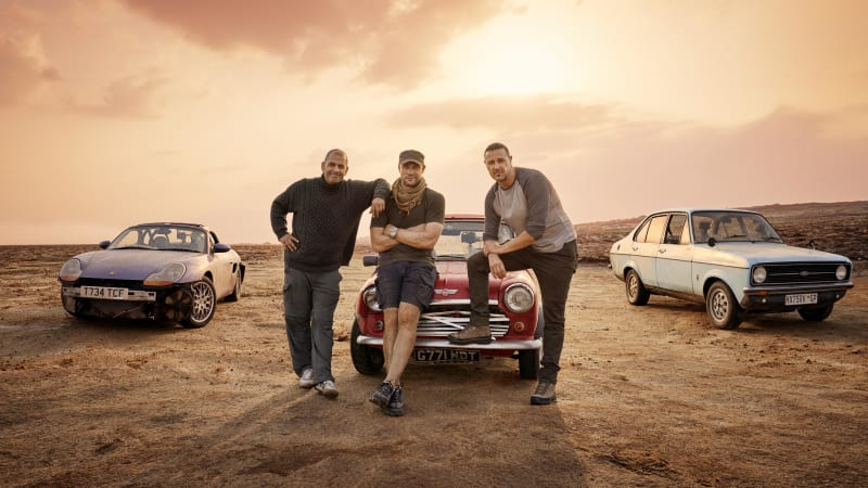 'Top Gear' episode 1 recap | A new beginning, again