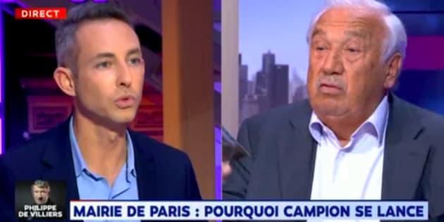 """Marcel Campion à Ian Brossat: """"j'ai levé des fonds pour le Sidaction, je vous ai peut-être sauvé la vie"""""""