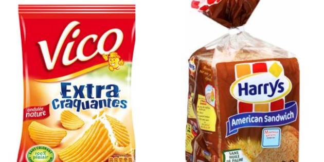 Entre ce pain de mie complet et un paquet de chips, le plus riche en sel n'est pas le plus évident
