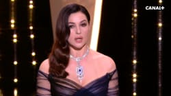 Monica Bellucci dévoile un téton dans la grande tradition