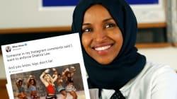 Cette élue musulmane américaine a bien ri devant ce commentaire islamophobe