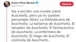 El tremendo lío entre Pérez-Reverte y la cuenta oficial del Memorial de