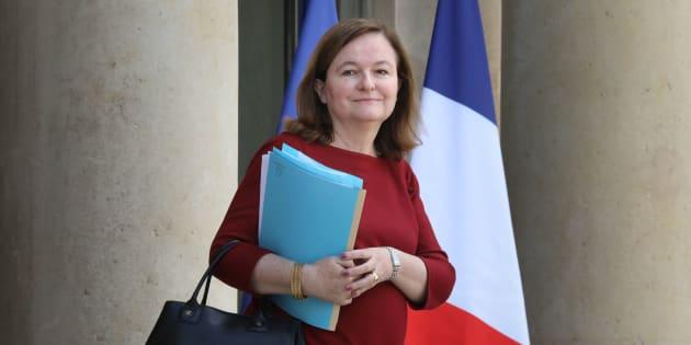 """Les propos de Marine Le Pen sur l'Europe jugés """"insultants"""" par Nathalie Loiseau, la ministre des Affaires européennes."""
