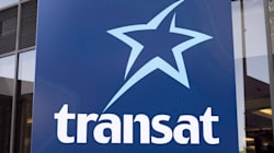 Les employés d'Air Transat