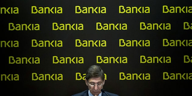 El presidente de Bankia, José Ignacio Goirigolzarri, en una imagen de archivo.