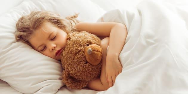 Les peluches en vrais poils ne sont pas bonnes pour la santé des enfants.