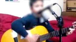 Il piccolo Giuseppe strega Ermal Meta: