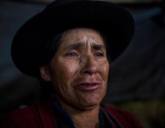 Families of Peru's disappeared hope for answers