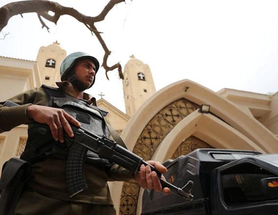 Gunmen kill 26 in bus attack on Christians in Egypt