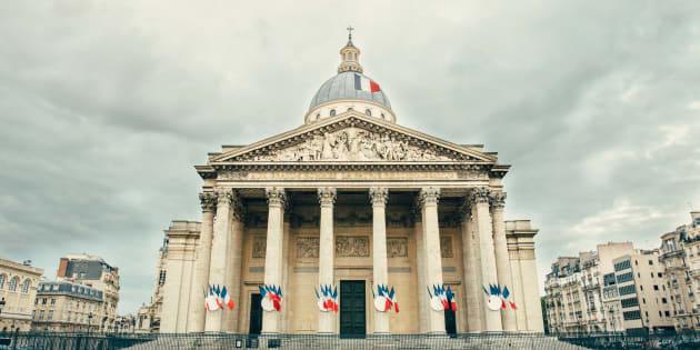 """Le Panthéon des """"trois Simone"""""""