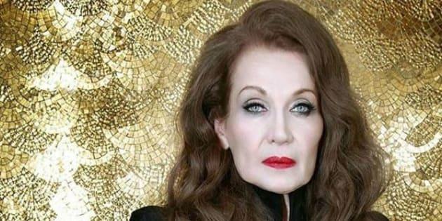 Mannequin et chanteuse, Tanya Drouginska refuse de dévoiler son âge