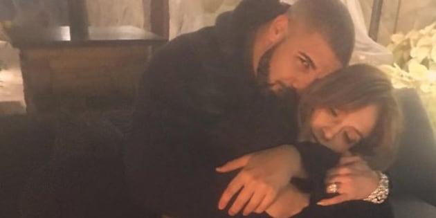 JLo et Drake plus proches que jamais.