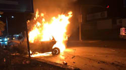 Abren carpeta de investigación por choque en Hidalgo en el que estuvo involucrado un diputado de