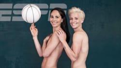 'ESPN' dedica por primera vez su portada a una pareja de deportistas