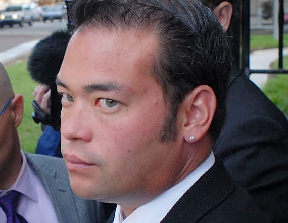 Police called on Jon, Kate Gosselin over dispute