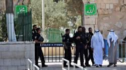 L'esplanade des Mosquées de Jérusalem interdite aux moins de 50 ans, pour le 2e vendredi