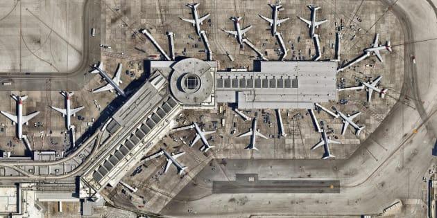 El aeropuerto de Miami es uno de los más activos de Estados Unidos y el enlace con América Latina.
