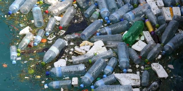 Devrait-on interdire la vente de bouteilles d'eau en plastique? Oui, croient la plupart des Canadiens.