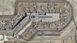 El muro fronterizo 'acorrala' al aeropuerto de Miami y cierran