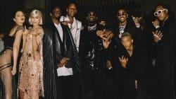 P. Diddy coupe les sœurs Jenner d'une photo et devient un