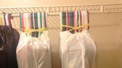 Cette astuce pour emballer vos vêtements va révolutionner vos