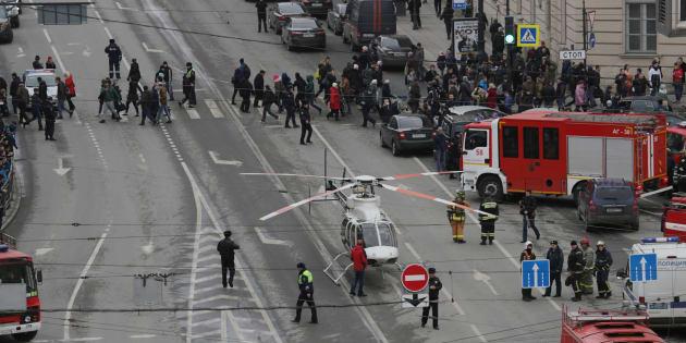 Un groupe lié à Al-Qaïda revendique l'attentat de Saint-Pétersbourg du 3 avril 2017.