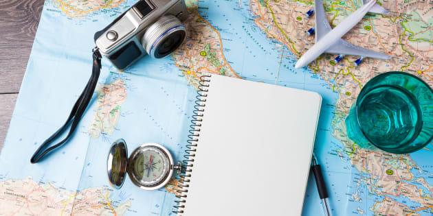 O turismo representa cerca de 1/10 das emissões mundiais de gases de efeito de estufa.