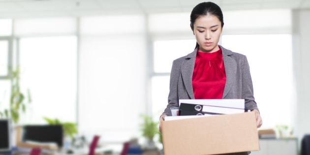 5 erreurs à éviter lorsqu'on démissionne.