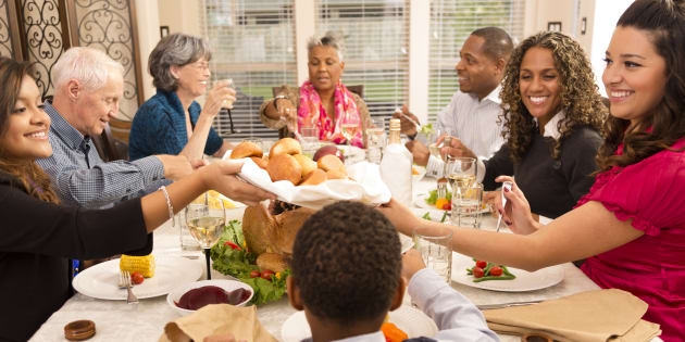 Excuses We Wish Could Use To Get Out Of Thanksgiving Dinner