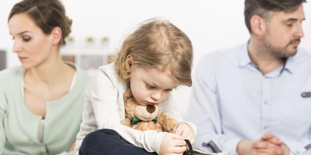 Les divorces douloureux ont des conséquences sur la santé des enfants, parfois 20 à 40 ans plus tard