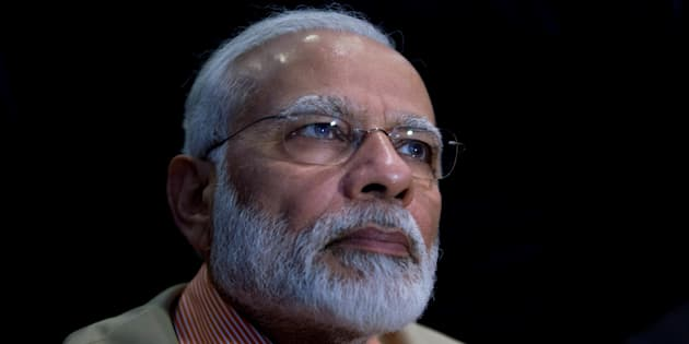 File photo of Indian Prime Minister Narendra Modi.