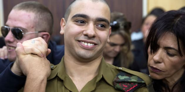 Israeli soldier Elor Azaria was found guilty of manslaughter on Wednesday in the fatal shooting of a wounded Palestinian assailant.