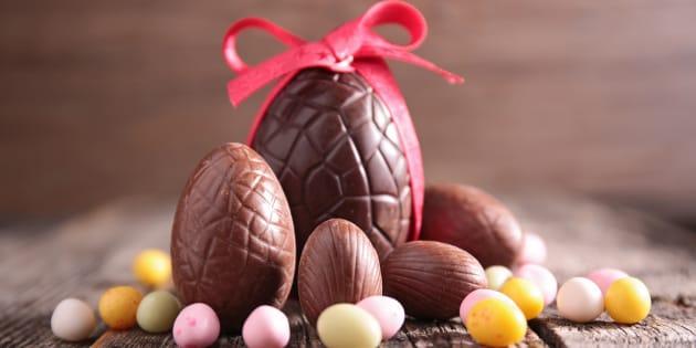 Trop de chocolat pour Pâques? Recyclez facilement vos oeufs, poules et autres lapins!