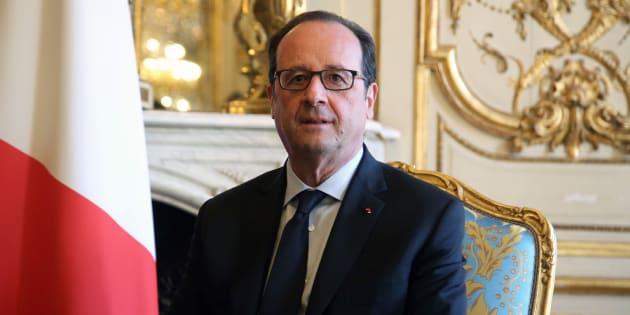 Quand François Hollande laissait déjà entrevoir sa non-candidature à l'élection présidentielle 2017