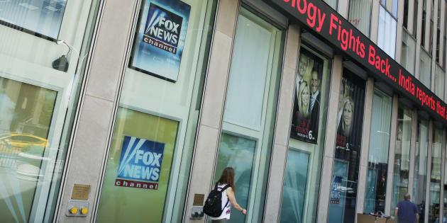 Après NBC, CNN et Facebook... Même Fox News déprogramme le clip anti-migrants polémique de Trump (Photo d'illustration).