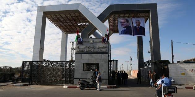 L'Autorité palestinienne reprend le contrôle des frontières égyptienne et israëlienne à Gaza