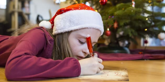 Canada Post is still encouraging kids to mail letters to Santa.