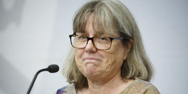 Prix Nobel de physique: Donna Strickland a dû attendre la consécration pour avoir une page Wikipédia