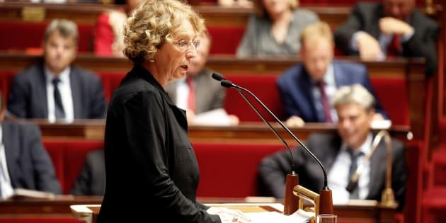 Muriel Pénicaud marque un point contre l'opposition sur la loi Travail.