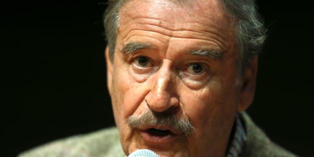 Vicente Fox fue presidente de México entre el 2000 y 2006.