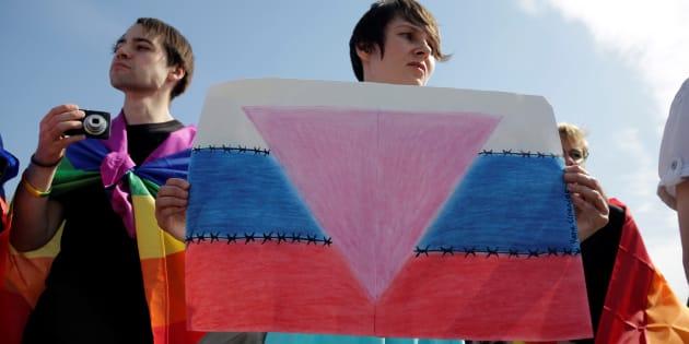 Un mariage gay reconnu en Russie pour la première (et dernière) fois.